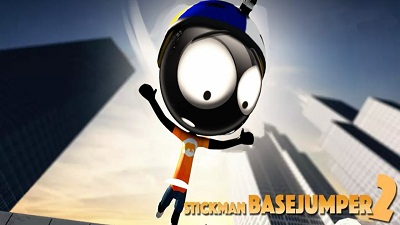 Stickman Base Jumper 2