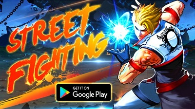 Street FightingCity Fighter