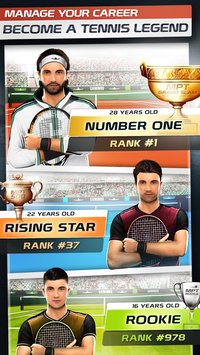 TOP SEED - Tennis Manager 1
