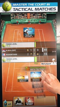 TOP SEED - Tennis Manager 3