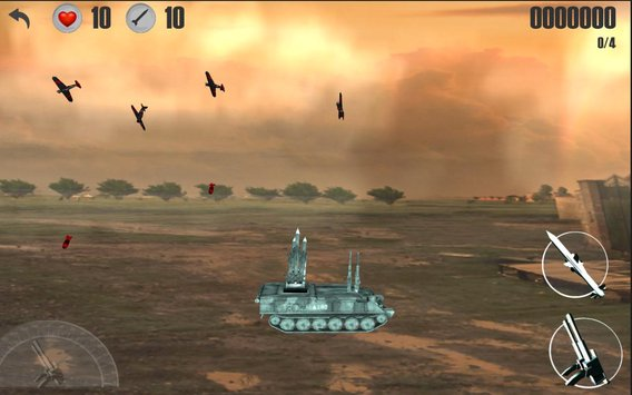 Tanks vs Warplanes 2