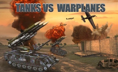 Tanks vs Warplanes