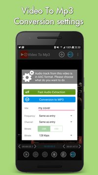 Video to mp3 3