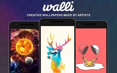 Walli Wallpapers HD