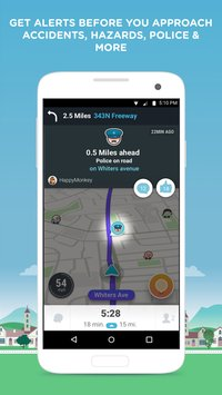 Waze GPS Maps Traffic2