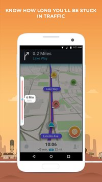 Waze GPS Maps Traffic5