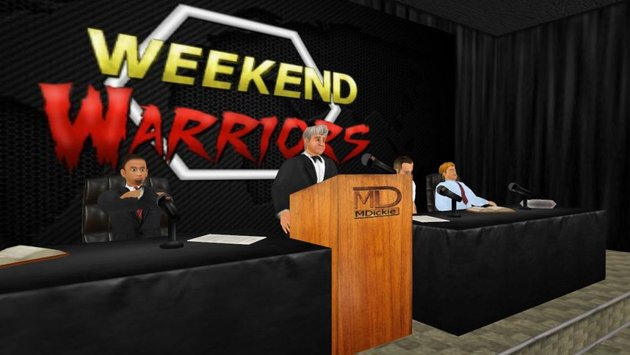 Weekend Warriors MMA 2
