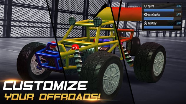Xtreme Racing 2 - Off Road 4x4 2