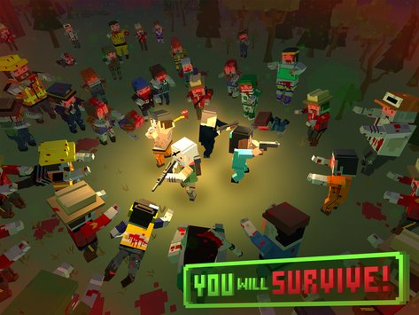 ZIC Zombies in City Survival 2