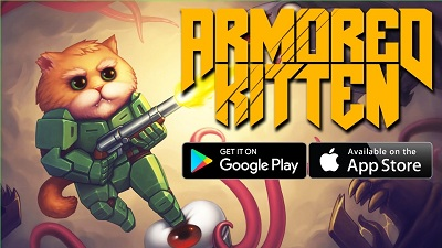 Armored Kitten logo