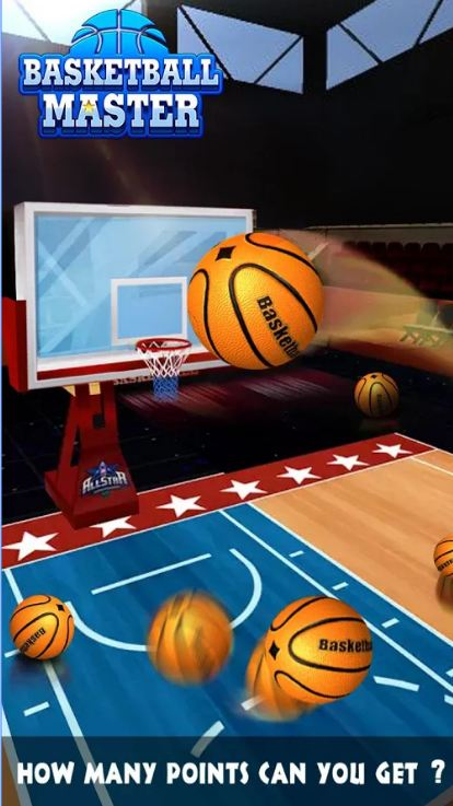 Basketball Master - Slam Dunk 4