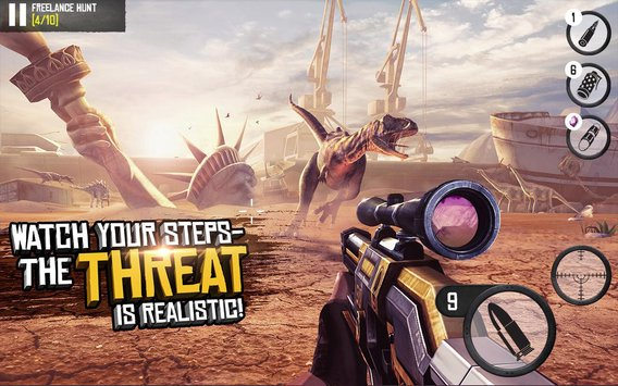Best Sniper Shooting Hunter 3D 2