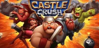 Castle Crush - Strategy Game logo