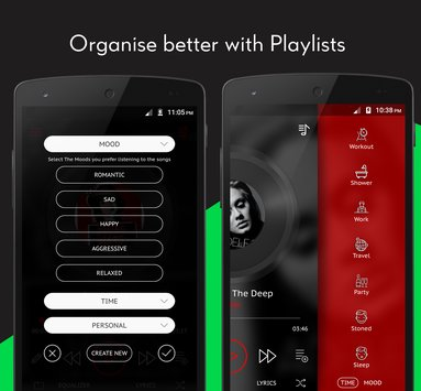 Crimson Music Player MP3 7