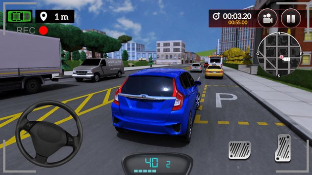 Drive for Speed Simulator 4