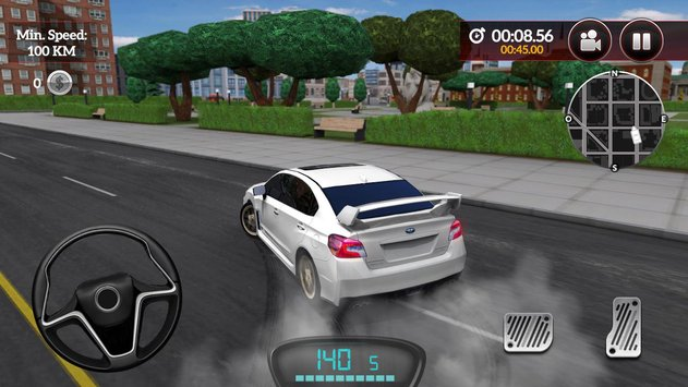 Drive for Speed Simulator 7