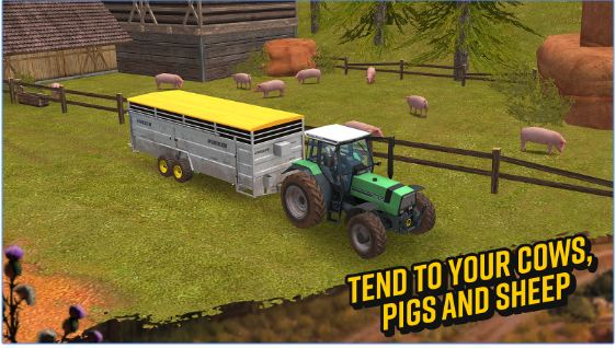 Farming Simulator 18 4