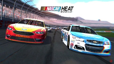 NASCAR Heat Mobile logo