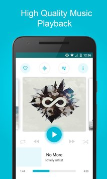 SoundCrowd Music Player1