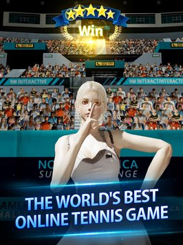 Ultimate Tennis Revolution 1