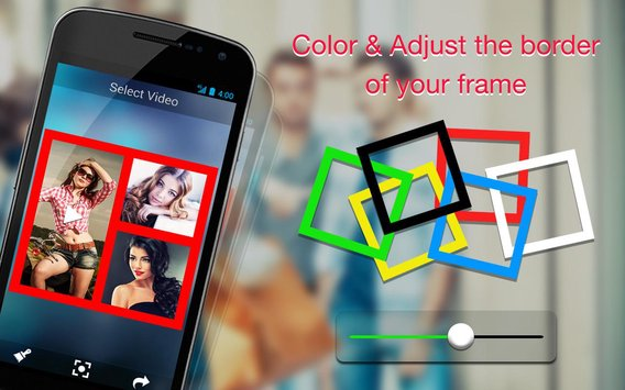 Video Collage Photo Video Collage Maker Editor4