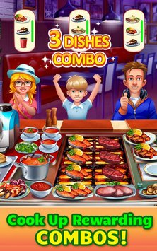 Cooking Craze - A Fast & Fun Restaurant Game 1
