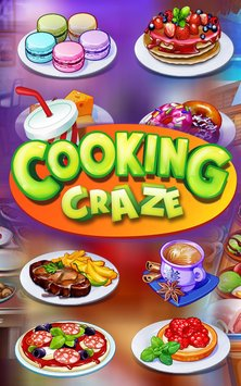 Cooking Craze - A Fast & Fun Restaurant Game 2