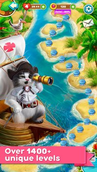 Cute Cats Magic Adventure 1