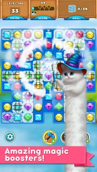 Cute Cats Magic Adventure 2