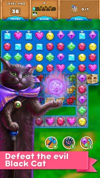 Cute Cats Magic Adventure 4