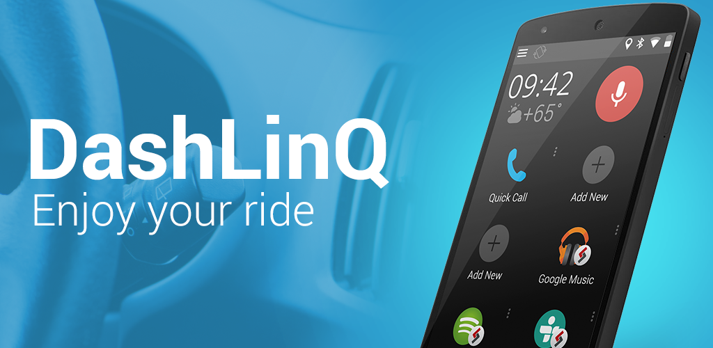 DashLinQ Car Driving Mode App 8