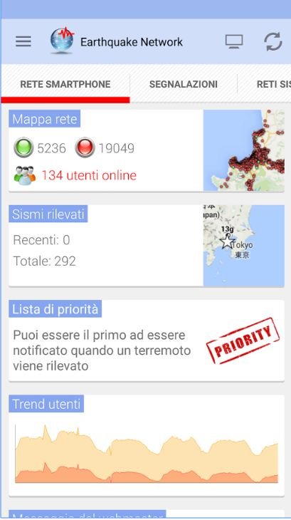 Earthquake Network Pro - Realtime alerts 6