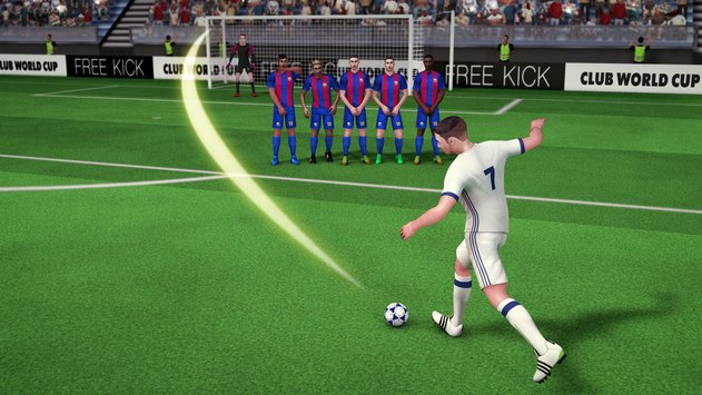 FREE KICK CLUB WORLD CUP 17 3