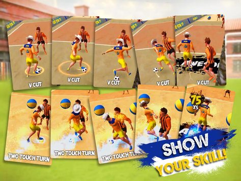 Freestyle Football 3D 1