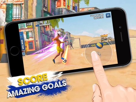 Freestyle Football 3D 2