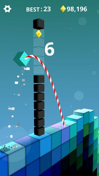 Jump Jump Cube Endless Square 2
