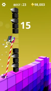 Jump Jump Cube Endless Square 3