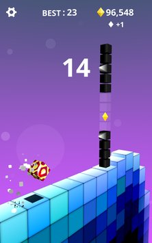 Jump Jump Cube Endless Square 6
