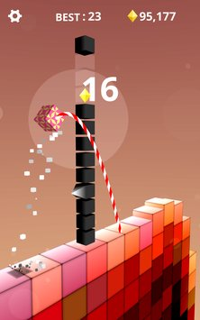Jump Jump Cube Endless Square 8