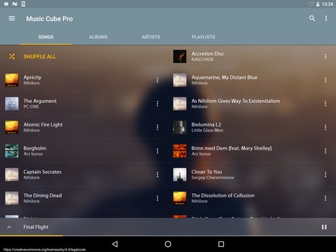 Music Cube Free Music Player10