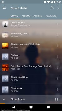 Music Cube Free Music Player2