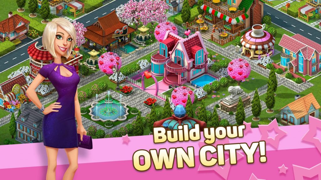 SuperCity Build a Story