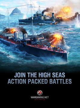 World of Warships Blitz 1