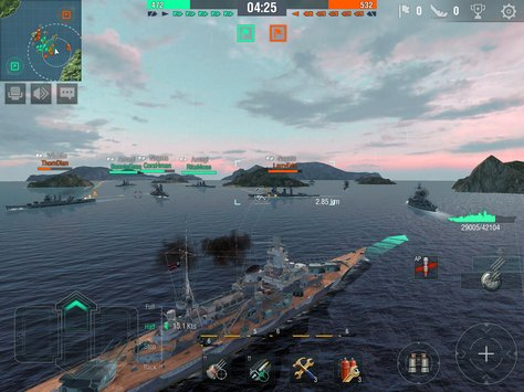 World of Warships Blitz 4