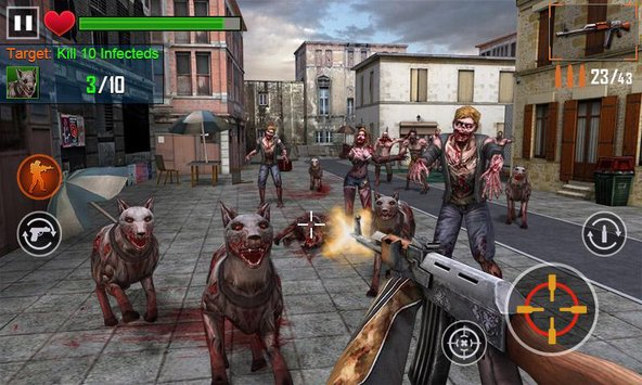 Zombie Shooter 3D 1