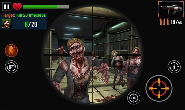 Zombie Shooter 3D 3