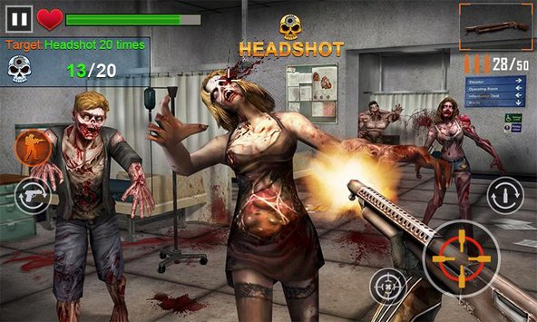 Zombie Shooter 3D 4
