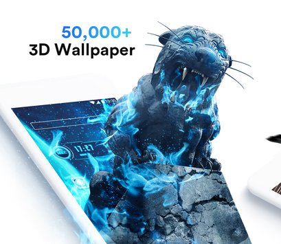 Air Launcher-Themes, 3D Wallpaper for Android Free 1