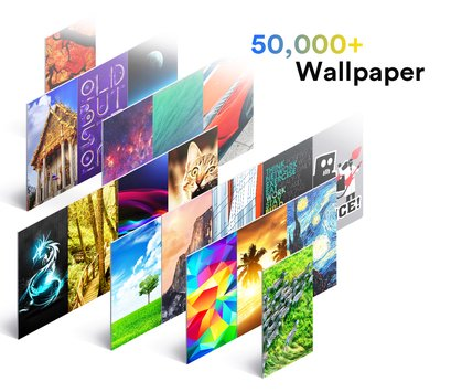 Air Launcher-Themes, 3D Wallpaper for Android Free 3