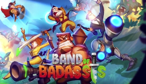 Band of Badasses